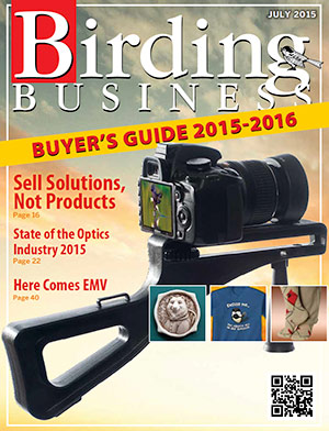 birding business magazine  july 2015